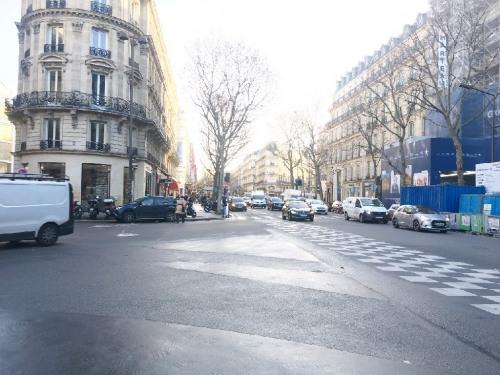 Cession de bail - Boutique - 80 m2 - Paris 8ème - Photo
