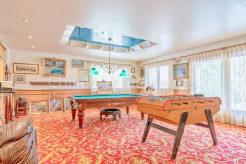 Verkauf von Luxusobjekt - Chalet (Landhaus) 8 Zimmer - 330 m2 - Saint Gervais les Bains - Photo