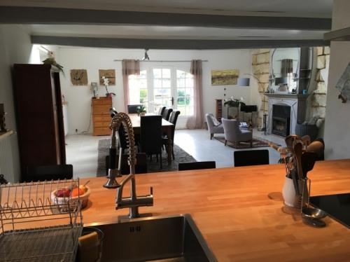 Vente de prestige - Maison / Villa 18 pièces - 627 m2 - Jau Dignac et Loirac - Photo