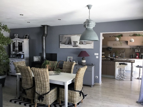 Sale - Contemporary house 6 rooms - 175 m2 - Marennes - Photo
