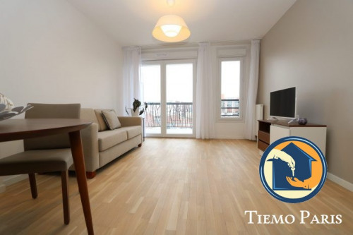 Location - Appartement 2 pièces - 44 m2 - Suresnes - Photo