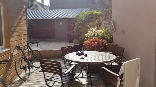 Vente - Maison de ville 4 pièces - 98 m2 - Harfleur - Photo