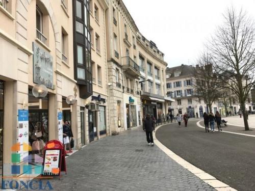 Location - Boutique - 40 m2 - Chartres - Photo