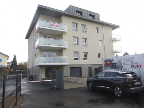 Rental - Parking spaces - Annemasse - Photo
