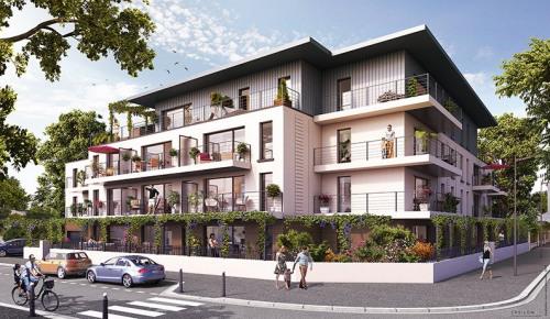 Investment property - Apartment 3 rooms - 65 m2 - Saint Jean de Braye - Photo