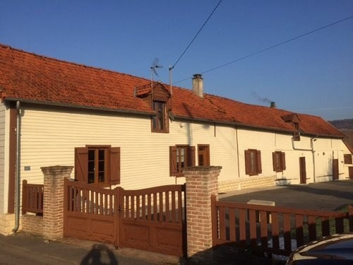 Sale house / villa St nicolas d aliermont 169000€ - Picture 1