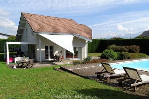 Revenda residencial de prestígio - vivenda de luxo 4 assoalhadas - 120 m2 - Poisy - Photo