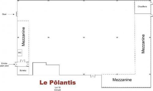Location - Entrepôt - 1779 m2 - Antony - Photo