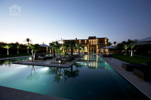 假期出租 - 别墅 9 间数 - 800 m2 - 马拉喀什 - Photo