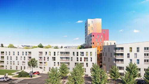 Investeringsproduct  - Appartement 3 Vertrekken - 62,15 m2 - Valenciennes - Photo