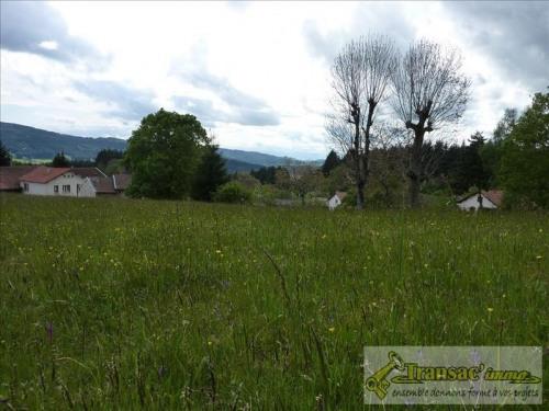 Vente - Terrain - 2090 m2 - Arconsat - Photo