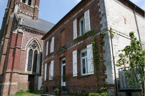 Sale house / villa Liomer 122000€ - Picture 1