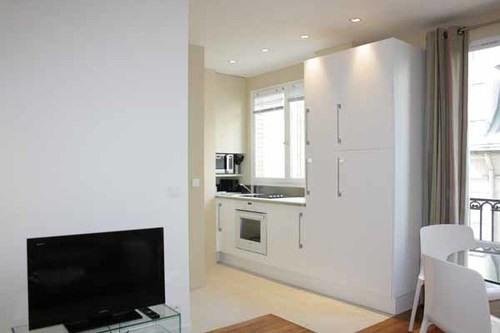 Rental apartment Paris 16ème 1410€ CC - Picture 4