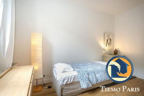 Location - Appartement 2 pièces - 48 m2 - Paris 6ème - Photo