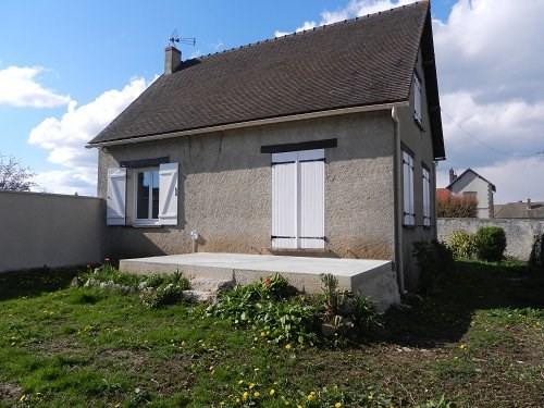 Rental house / villa Houdan 870€ CC - Picture 1