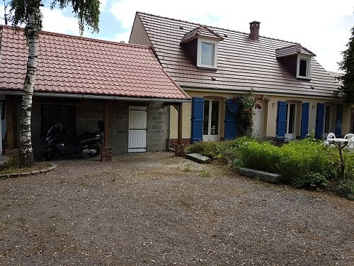 Sale house / villa Formerie 157000€ - Picture 1