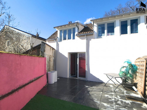 Vente - Maison de ville 5 pièces - 126 m2 - Saint Nom la Bretèche - Photo