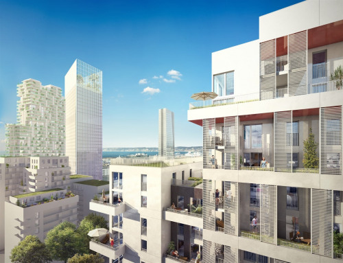 新房出售 - Programme - Marseille 3ème - Photo