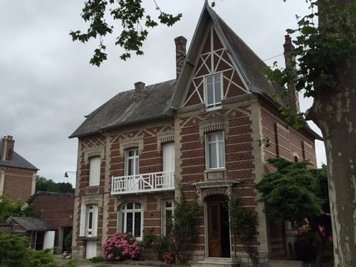 Deluxe sale house / villa Dieppe 635000€ - Picture 2
