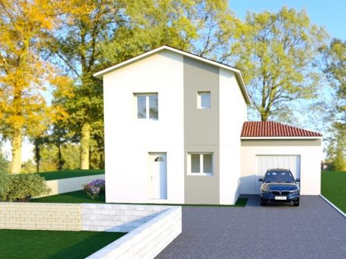 出售 - 别墅 5 间数 - 88 m2 - Grézieu la Varenne - Photo