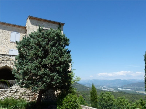 Deluxe sale - Chateau 10 rooms - 300 m2 - Lurs - Photo