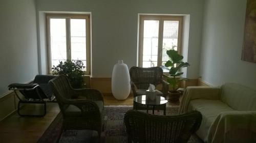 Verhuren  - Appartement 2 Vertrekken - Delémont - Photo