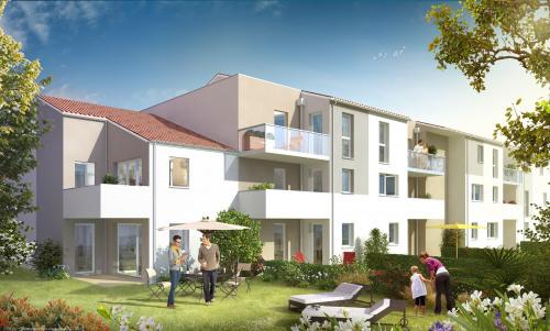 Sale - Apartment 4 rooms - 86.9 m2 - Niort - Photo