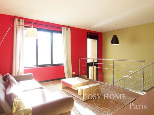 Vermietung von Luxusobjekt - Haus 6 Zimmer - 160 m2 - Courbevoie - Photo