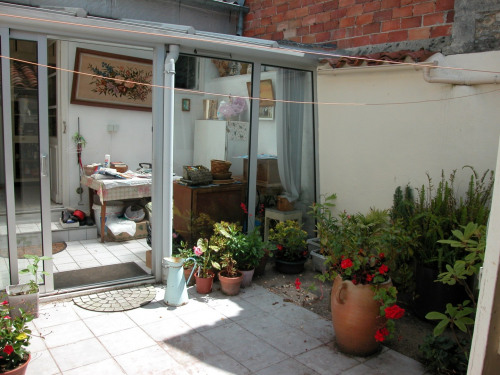 Verkauf auf Rentenbasis - Stadthaus 4 Zimmer - 72 m2 - Cognac - Photo