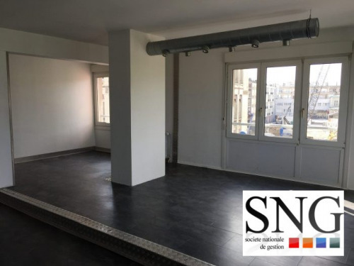 Sale - Apartment 5 rooms - 140 m2 - Boulogne sur Mer - Photo
