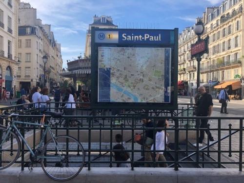 Commercial lease transfer - Shop - 30 m2 - Paris 4ème - Photo