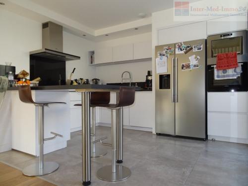 Vente - Villa 5 pièces - 125 m2 - Agde - Photo
