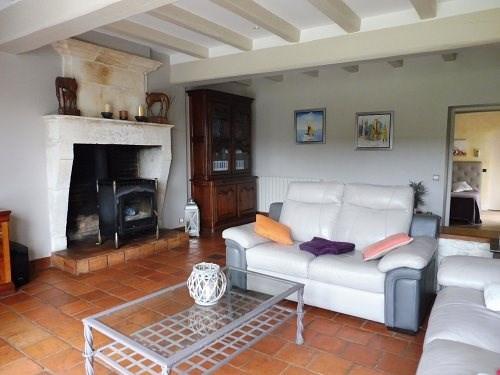 Vente maison / villa 10 mn sud cognac 321000€ - Photo 4