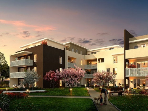 Vente - Appartement 4 pièces - 86 m2 - Vétraz Monthoux - Photo