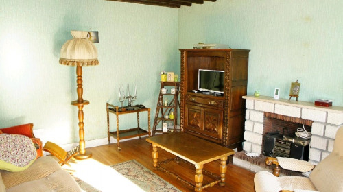 Sale - Stone house 6 rooms - 145 m2 - Vallangoujard - Photo