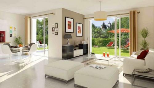 Sale - Villa 4 rooms - 102 m2 - Lovagny - Photo