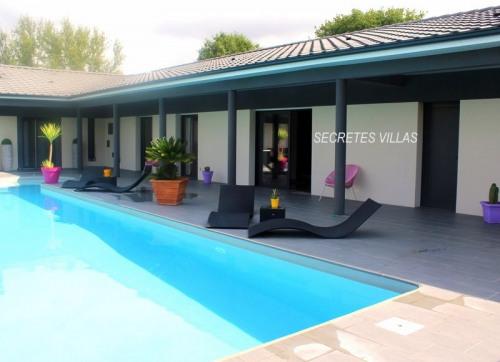 豪宅出售 - 当代房舍 8 间数 - 220 m2 - Fargues Saint Hilaire - Photo