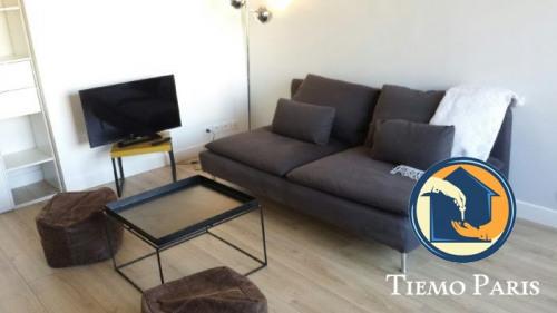 Location - Appartement 2 pièces - 42 m2 - Boulogne Billancourt - Photo