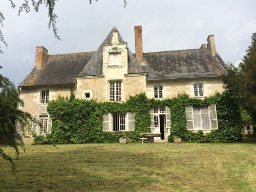 Продажa - Замок 11 комнаты - 450 m2 - Montrichard - Photo
