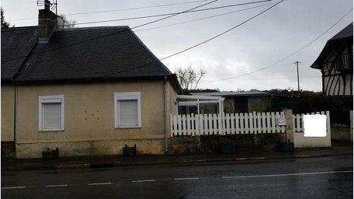 Sale house / villa Formerie 82000€ - Picture 1