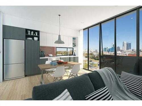 Vente - Appartement 2 pièces - Perth - Photo