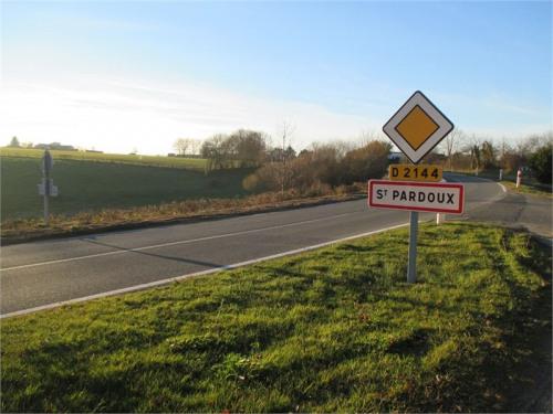Vente - Terrain - 1300 m2 - Saint Pardoux - Photo