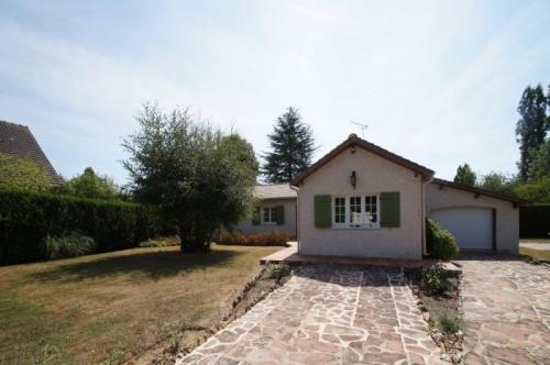 Продажa - дом 5 комнаты - 117 m2 - Ablis - Photo