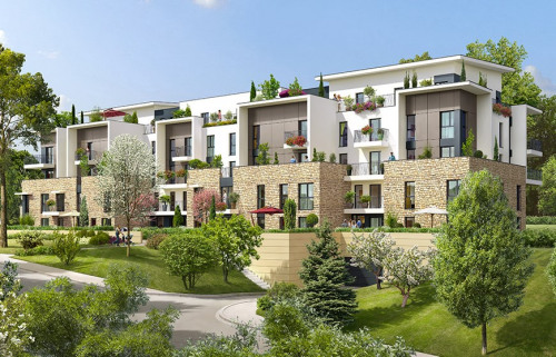 Producto de inversión  - Apartamento 4 habitaciones - 83 m2 - Louveciennes - Photo