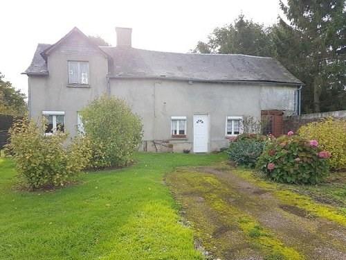Sale house / villa Poix de picardie 71000€ - Picture 1