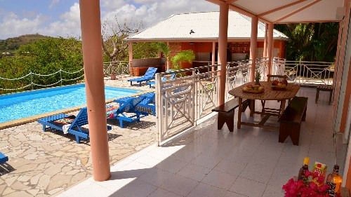 Vente maison / villa Le marin 434000€ - Photo 2