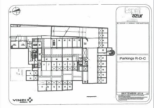 Rental parking spaces Martigues 95€ CC - Picture 5