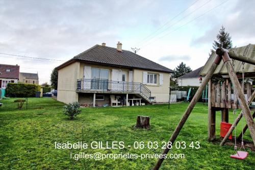 Vente - Pavillon 6 pièces - 98 m2 - Caen - Photo
