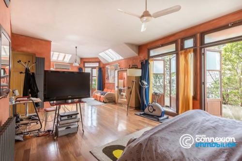 Deluxe sale - Private mansion 8 rooms - 415 m2 - Paris 14ème - Photo
