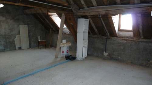 出售 - 石屋 4 间数 - 94 m2 - La Chapelle sous Brancion - Photo